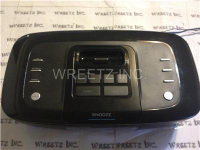 Memorex Mi4290PBLK iWake Digital Clock Radio for iPod iPhone (Black