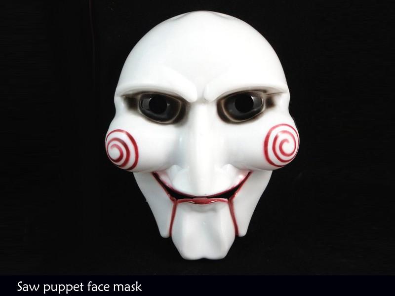 Saw jigsaw face
