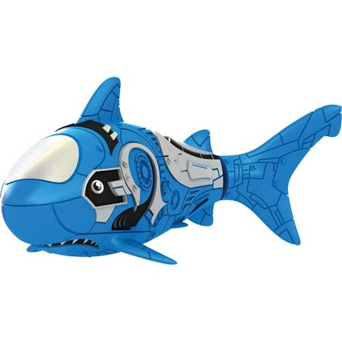 Robo fish by zuru water activated lifelike electronic for Zuru robo fish
