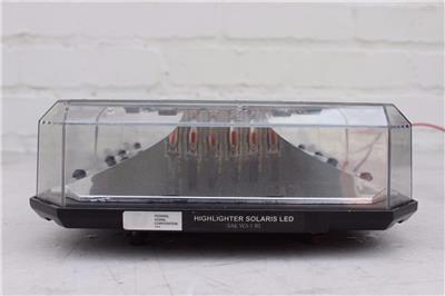 Federal signal highlighter led mini lightbar flashing - Federal signal interior lightbar ...