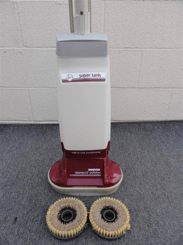 auto carpet shooer machine
