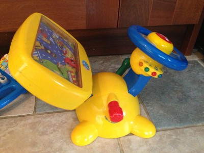 Baby Toddler Educational Toy Bundle Fisher Price V Tech