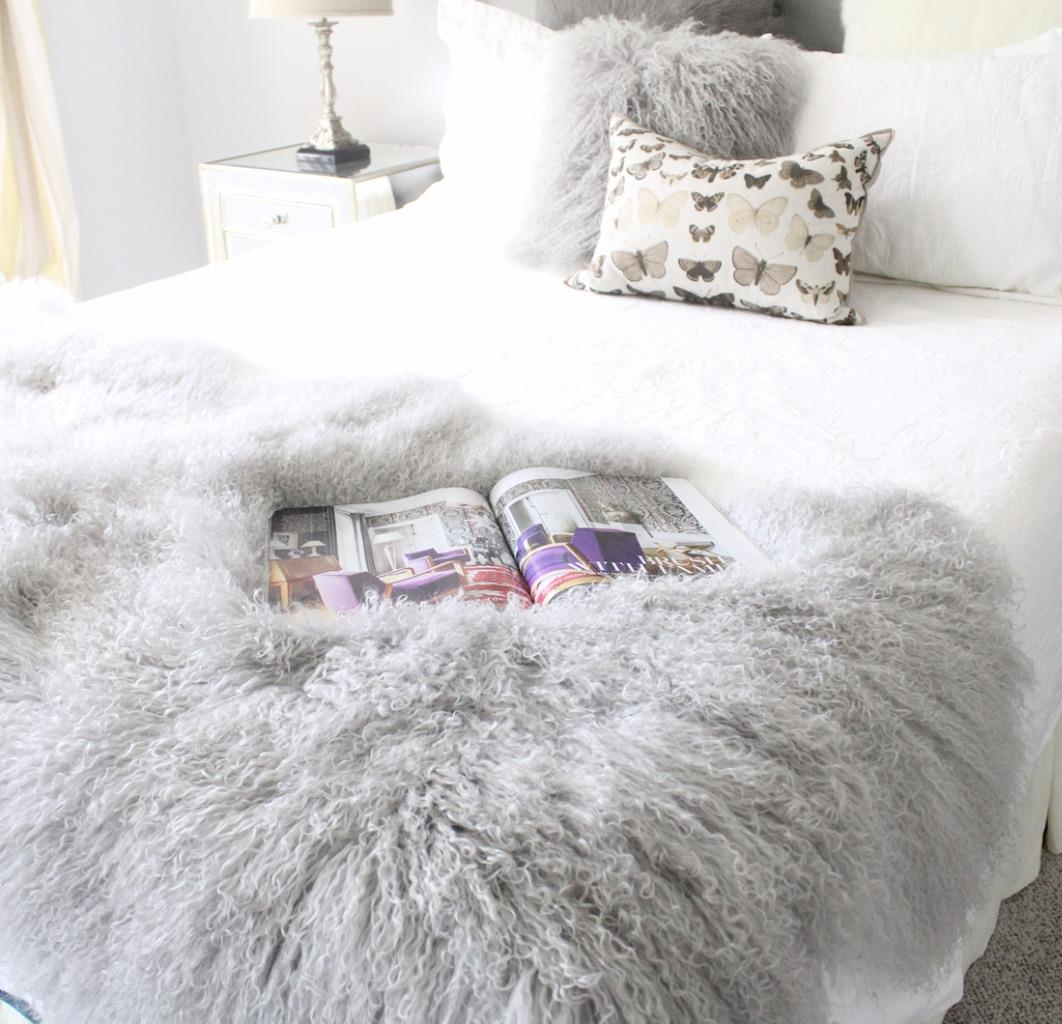 Faux Fur Bed Covers Uk