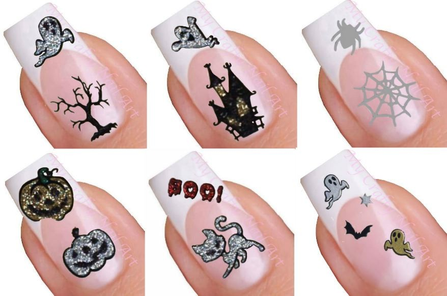 Nail-stickers-art-decals