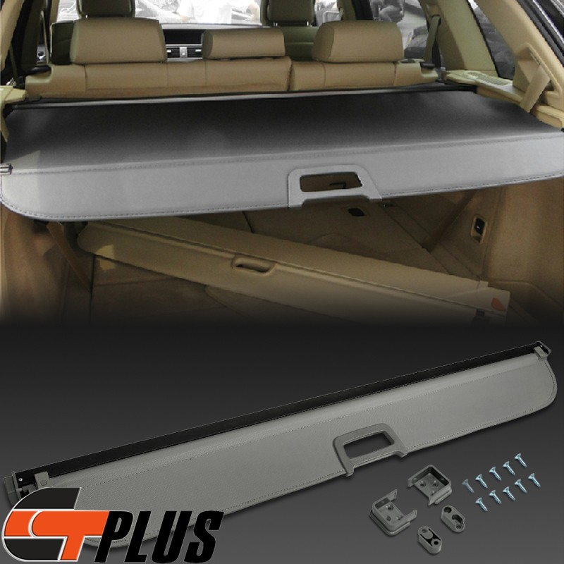 Bmw Xi Wiki: Cargo Cover Black Retractable Trunk Shielding Cover For