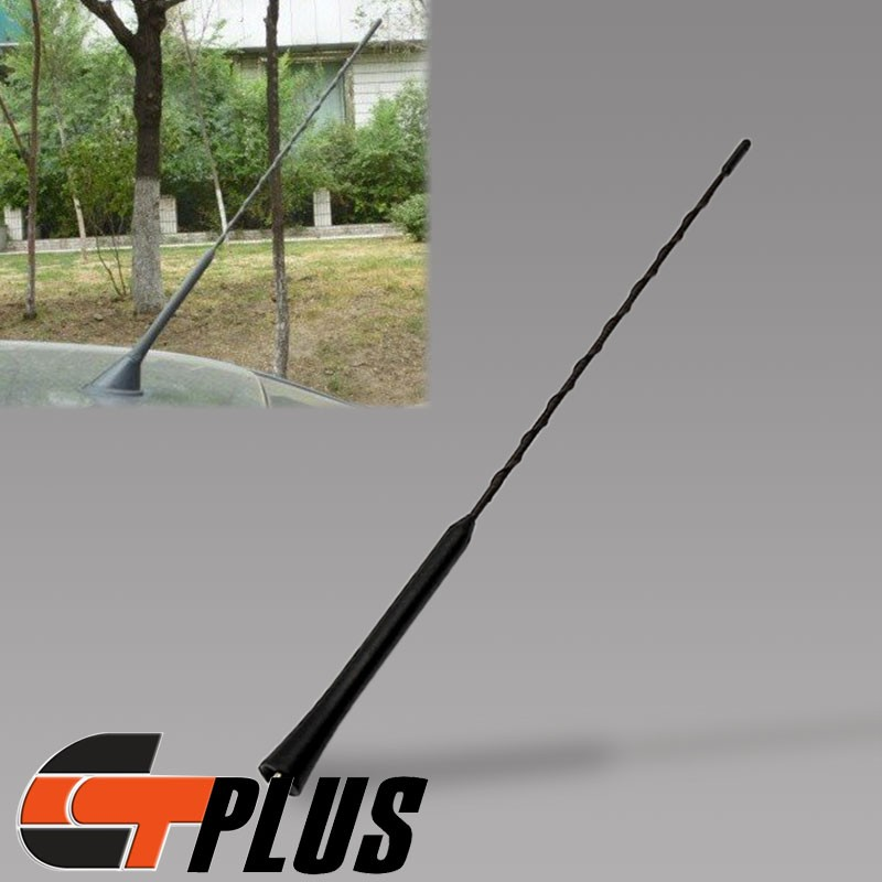 "Bmw Z3 Replacement Roof: Car Roof 16"" Mast Whip Aerial Antenna Universal For BMW"