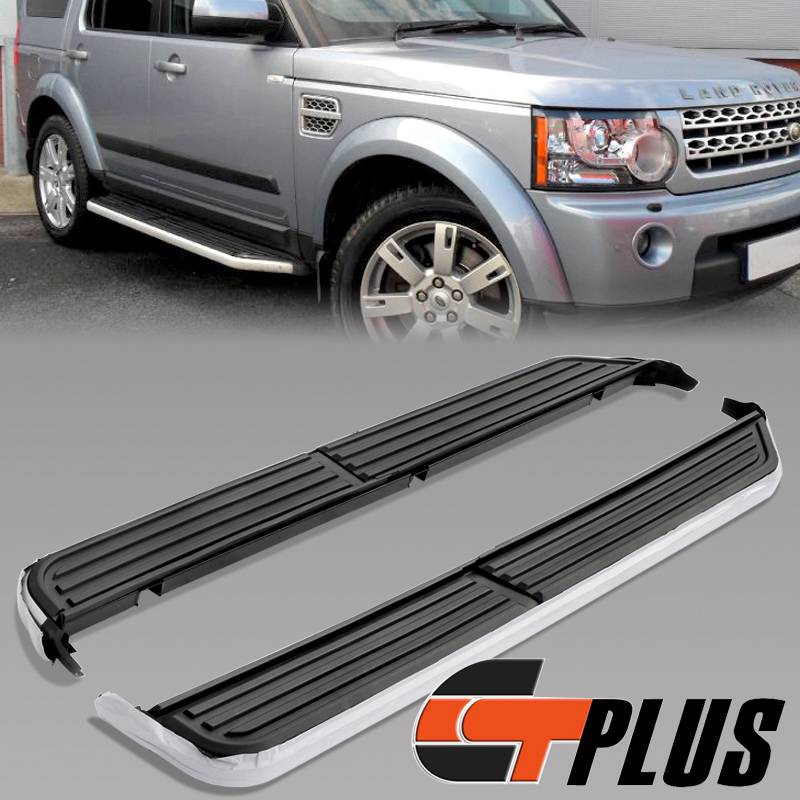 FIT 05-10 LAND ROVER DISCOVERY LR3 LR4 RUNNING BOARD SIDE