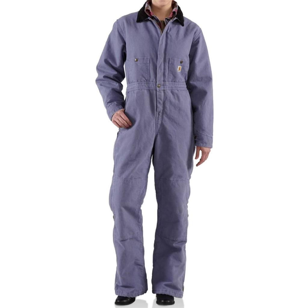 New Carhartt Kodiak Insulated Coveralls Sandstone S/M/L/XL ...