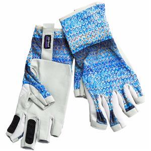 New patagonia technical fishing sun gloves upf 30 sun for Fishing sun gloves