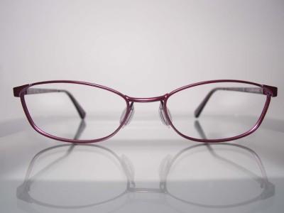 Italian Eyeglass Frame Designers : Paul Smith Burgundy Hand Made Stylish Cat Eye Italian ...