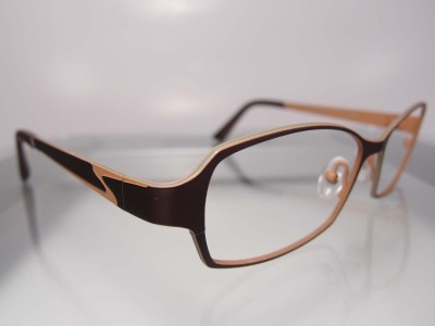 Glasses Frames Made In Denmark : Prodesign Denmark 1381 Titanium Contemporary Danish ...