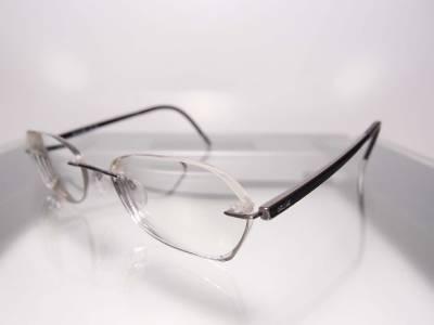 Eyeglass Frames Silhouette Titanium : Silhouette Zenlight 7642 Rimless Titanium SPX Minimalist ...