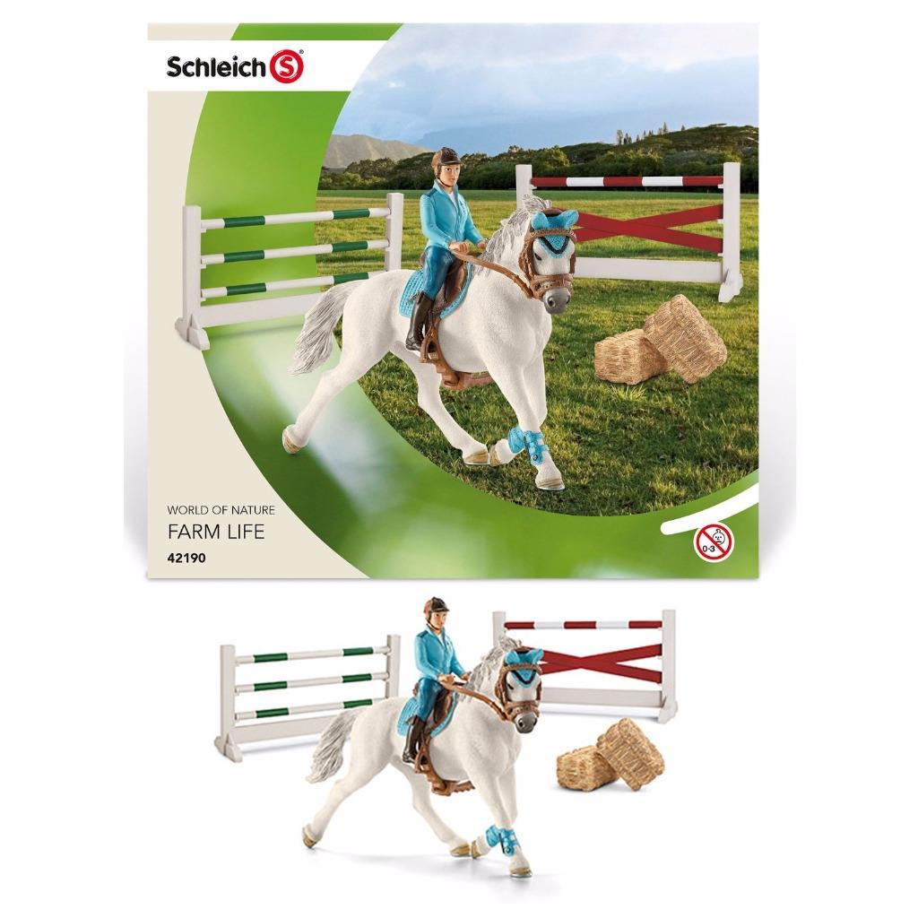 schleich world of nature farm life horses accessories and. Black Bedroom Furniture Sets. Home Design Ideas