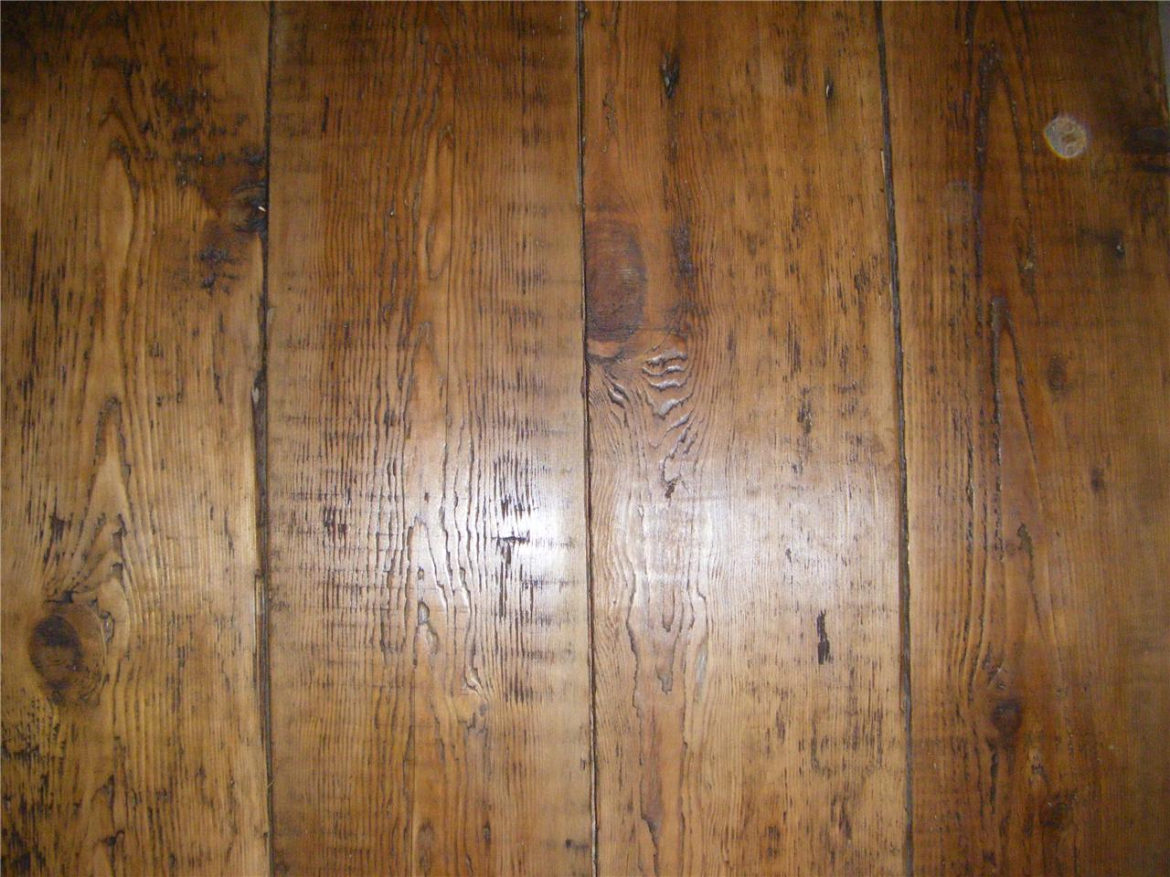 Using Pine Boards As Flooring ~ Reclaimed rustic flooring floorboards floor boards pine