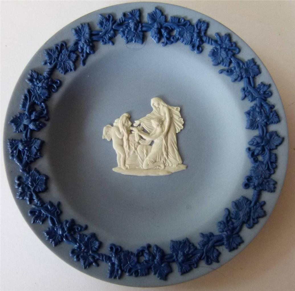 Wedgwood-Tableware-Tri-Colour-Jasper-Compotier-Sweet-Pin-Dish-Various