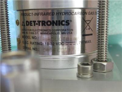 det tronics gas detector manual