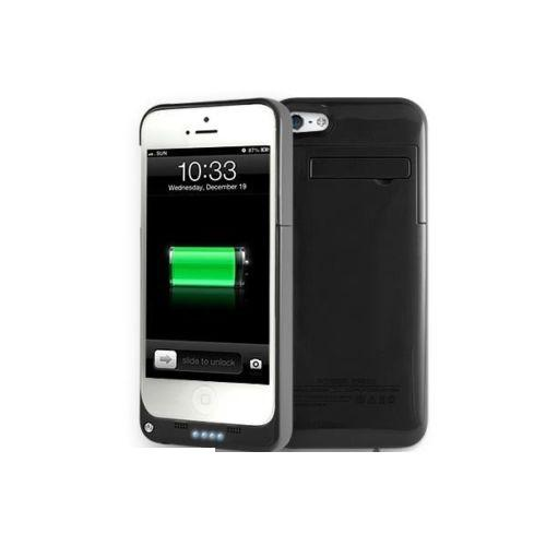 2200mah portable charger case charging external battery for apple iphone 5 5s ebay. Black Bedroom Furniture Sets. Home Design Ideas