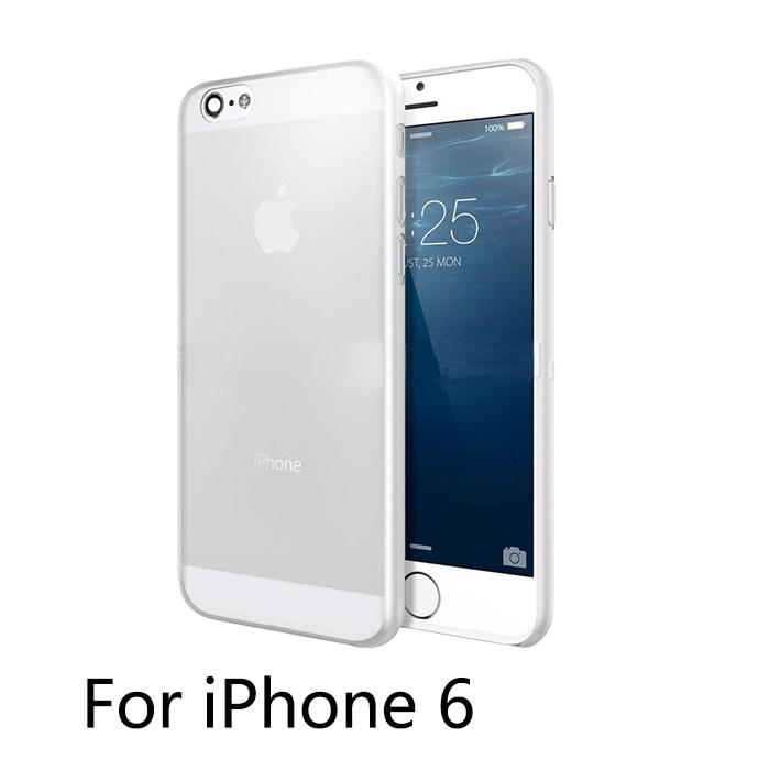 Ultra Thin Frost Matte Hard Back  Bumper Case Cover For New Apple iPhone 6 4.7