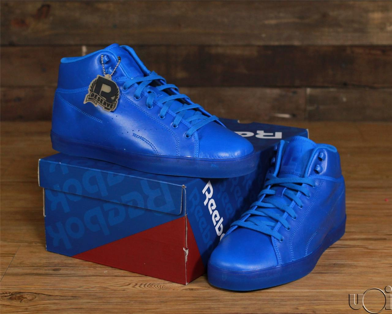 Blue T Raww Shoes