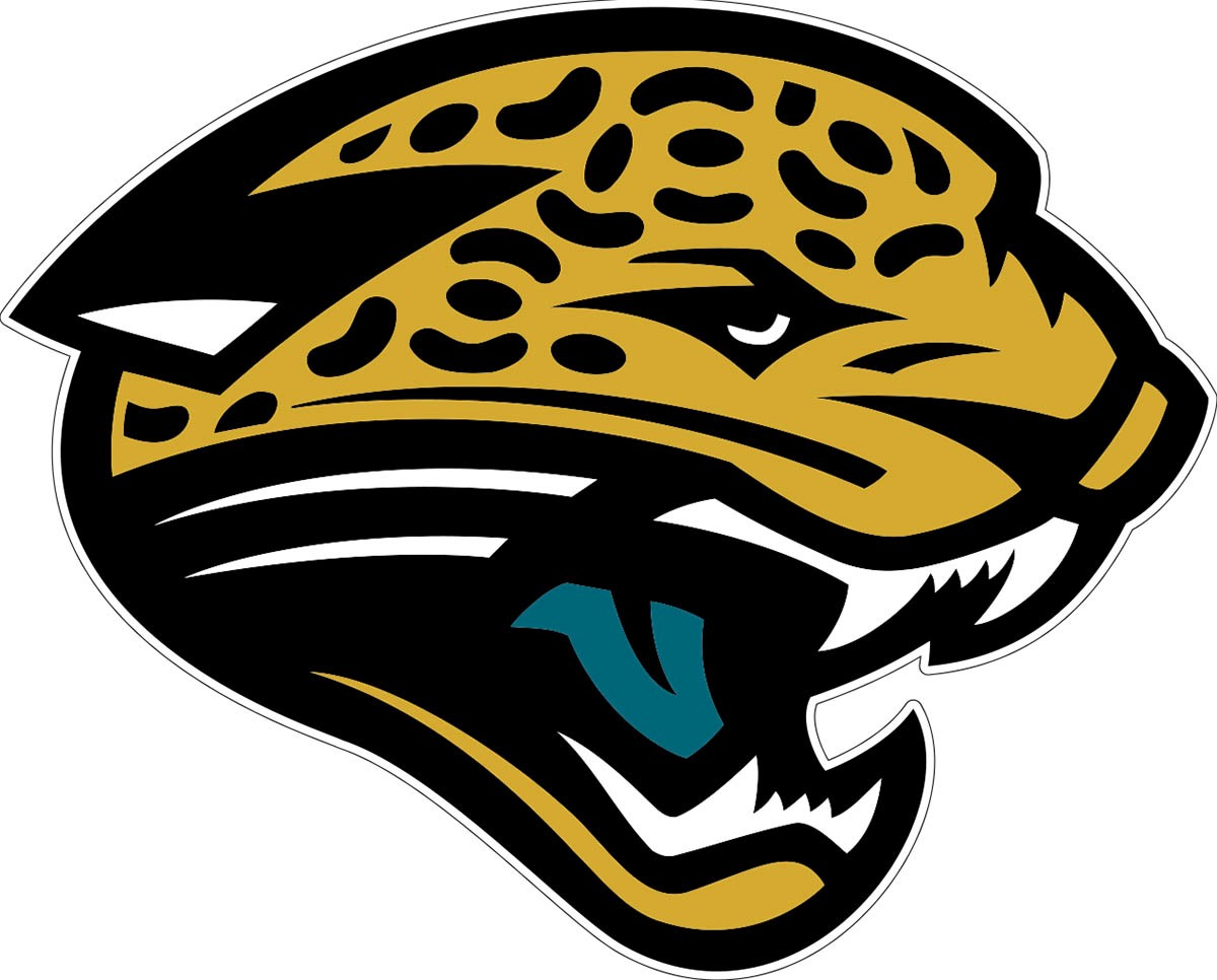 jacksonville jaguars vinyl decal choose size nfl team logo car window. Cars Review. Best American Auto & Cars Review