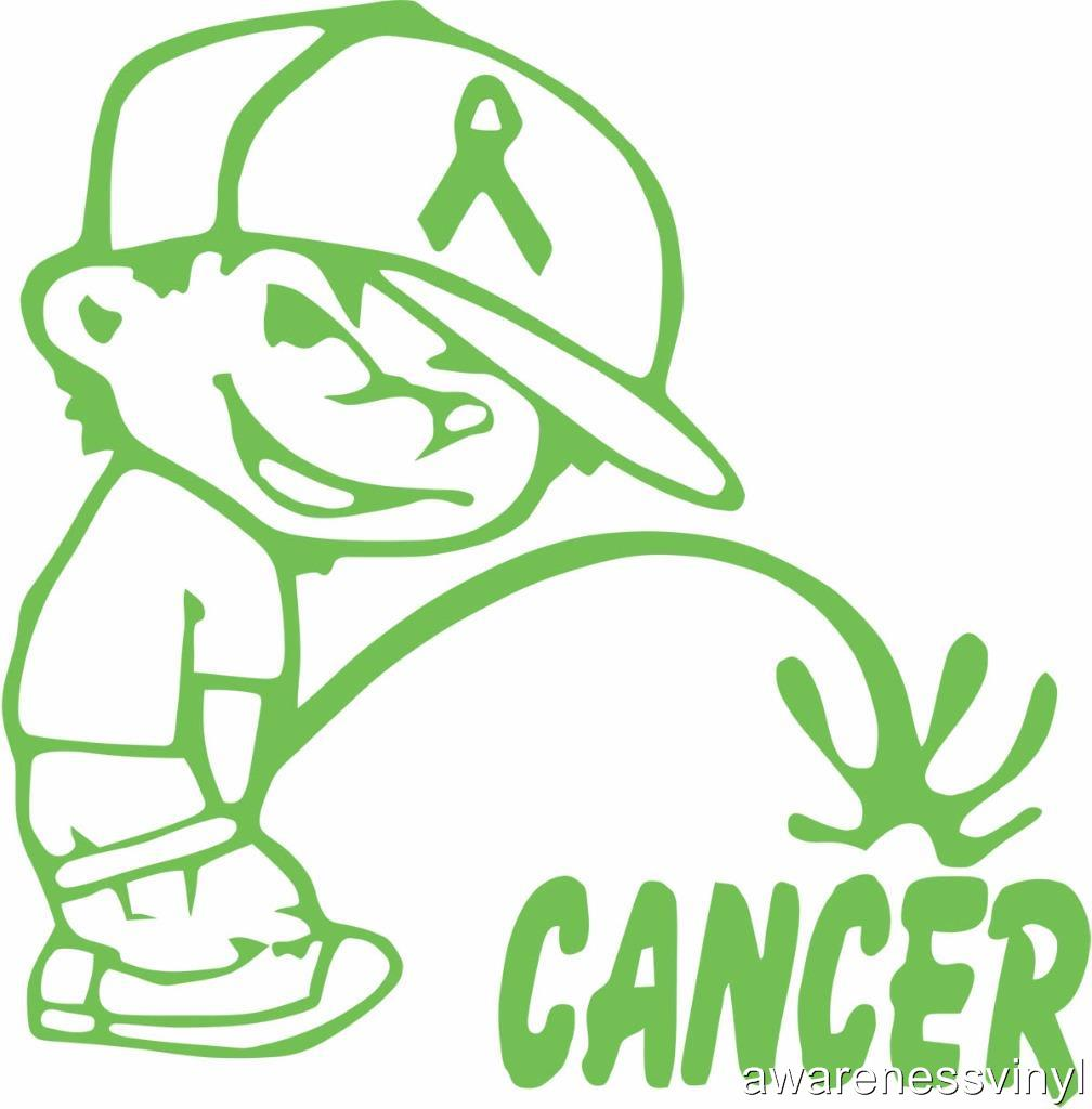 Piss on cancer cancer