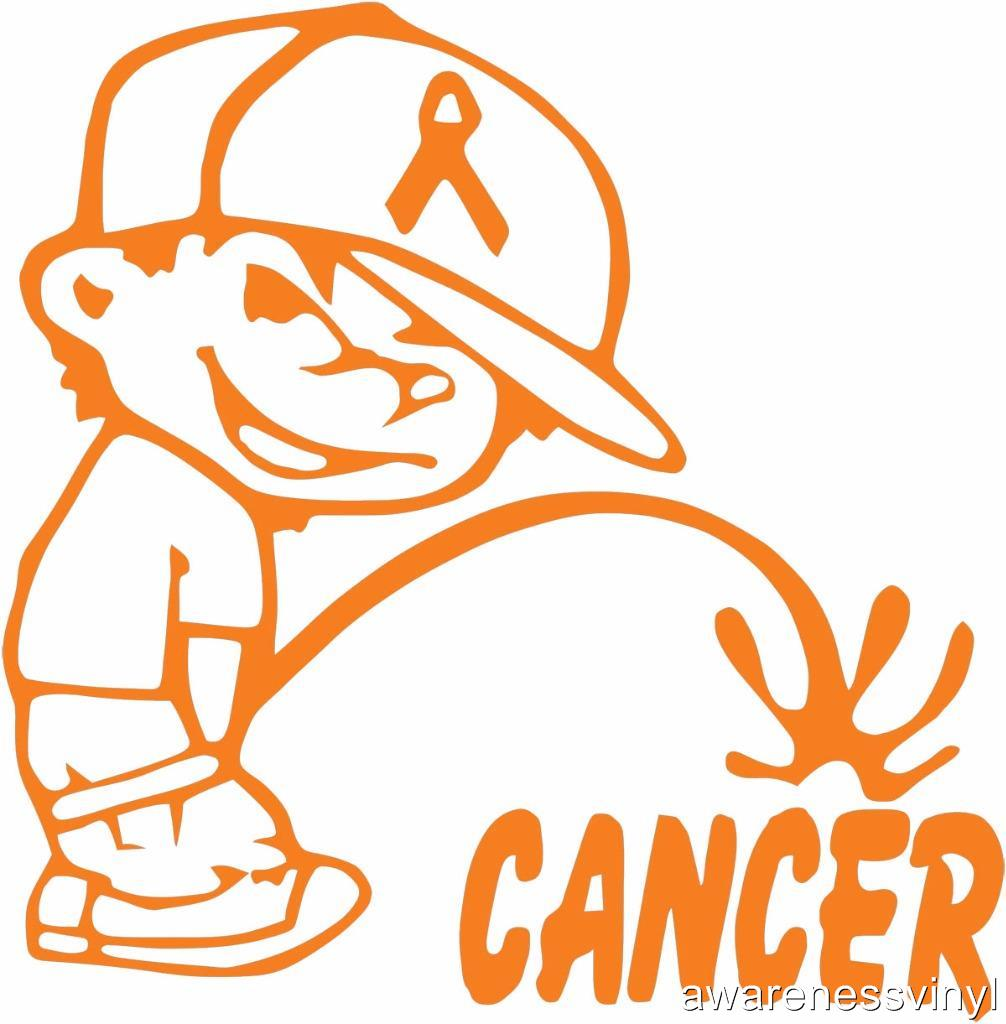 Piss On Cancer : ChicagoShirtCo -