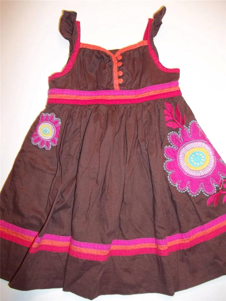 BABY GAP GIRL CLOTHES DRESS SIZE 18 24 MONTHS