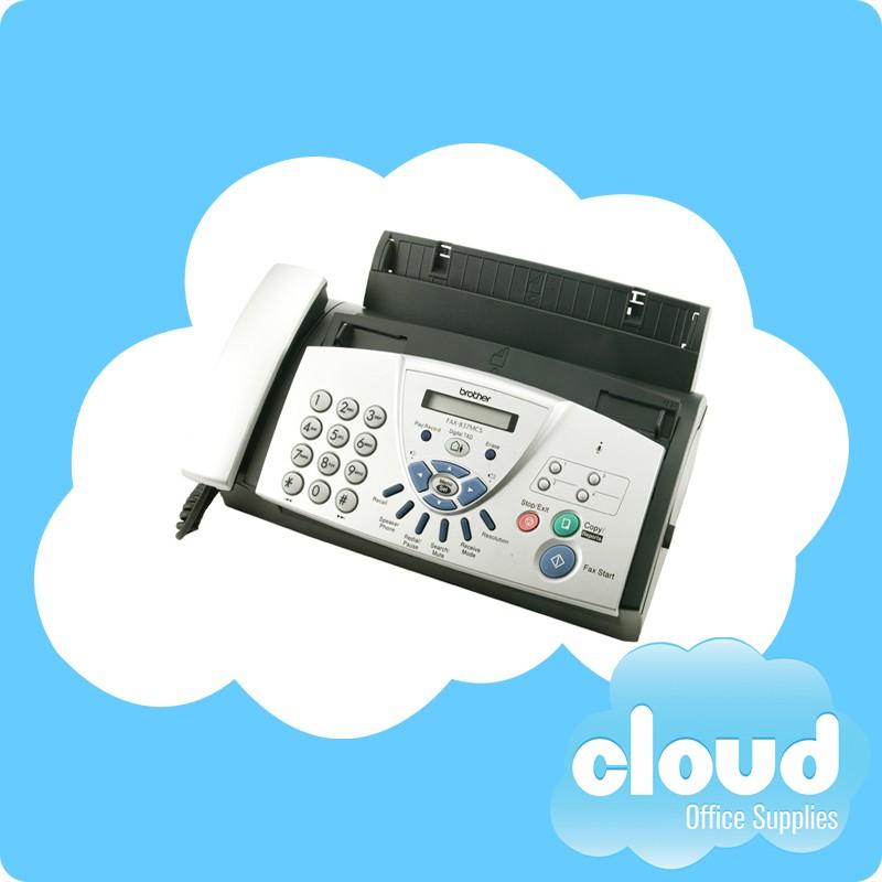 fax phone answering machine