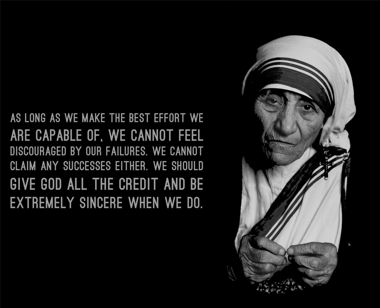 Civil Rights: Mother Teresa   Lessons   Tes Teach