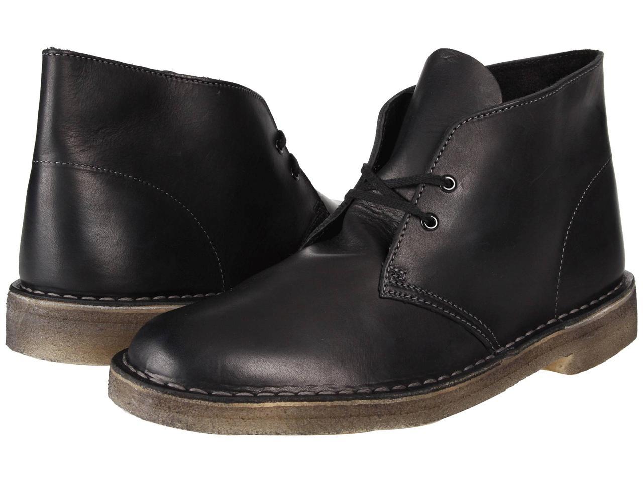 Elegant Details About Red Tape Gobi Black Mens Suede Desert Boots UK Size 7