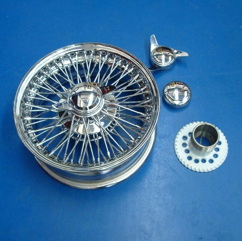 Wire Wheels: La Wire Wheels