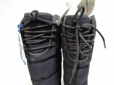 Adidas Originals Women shoes Black NORTHERN BOOT Snow faux fur Size 5