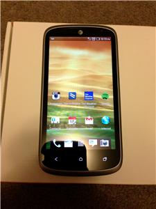HTC One VX - 8GB - White (AT&T) Smartphone - Android - Straight Talk