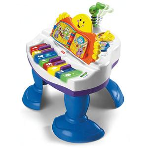 Fisher Price Laugh Learn Baby Grand Piano Light and Sound