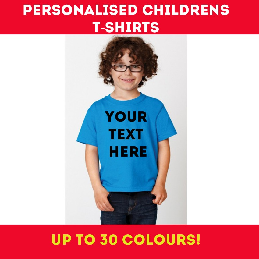 Custom-Printed-T-Shirts-Personalised-Childrens-Design-Your-Own-T-Shirt