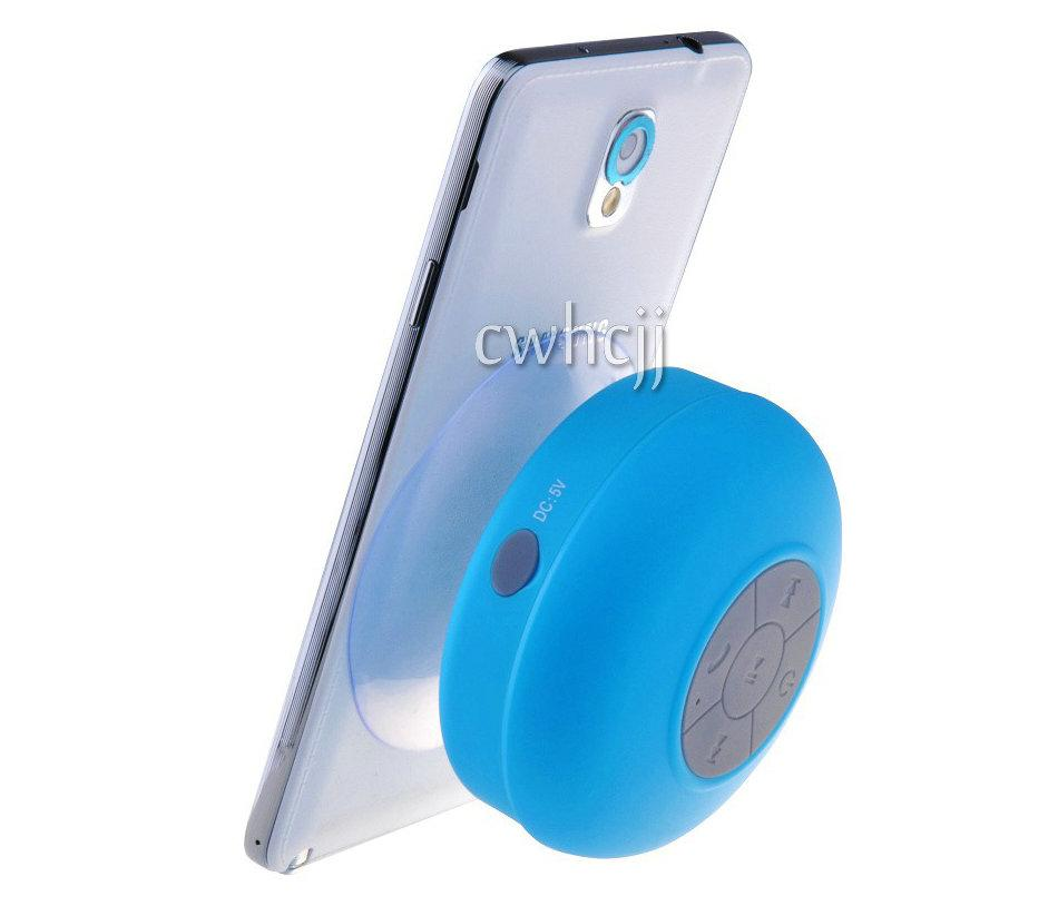 Newest Waterproof Wireless Bluetooth V3 0 Speaker Bathroom
