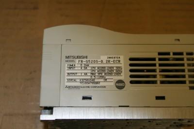 三菱变频fr-s520s-1使用接线图