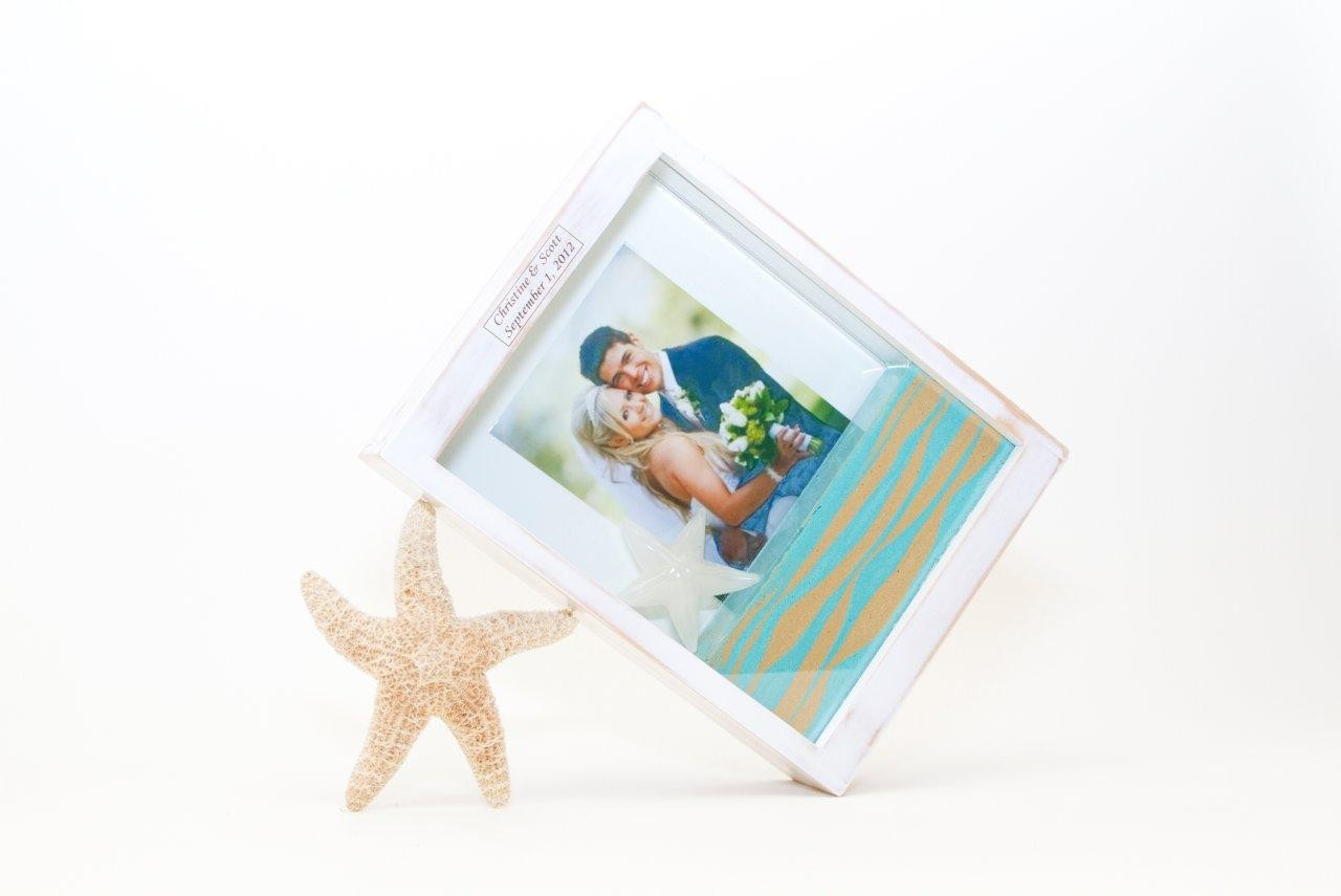 Details about Wedding Unity Sand Ceremony Frame - HOLDS SAND IN PLACE ...