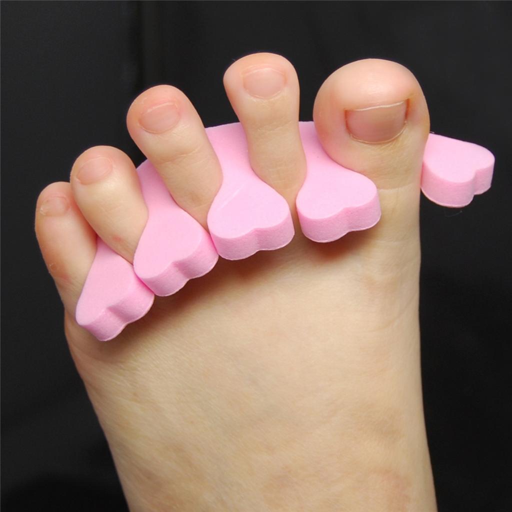 Как сделать разделитель для пальцев ног своими руками