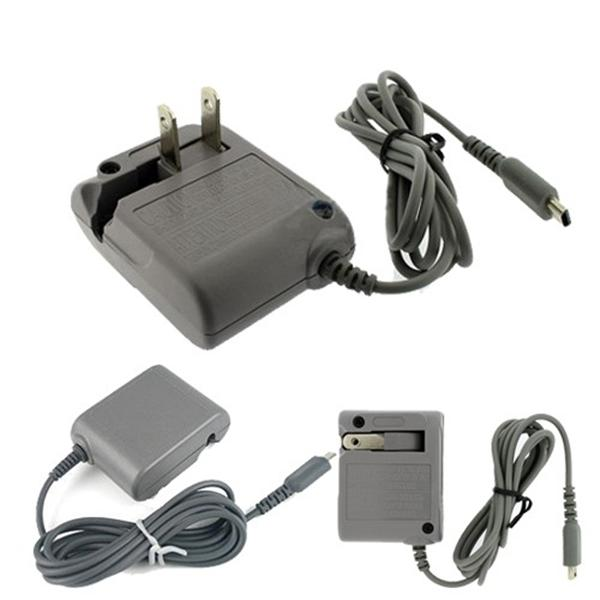 new wall home travel ac adapter charger power cord for nintendo ds lite ndsl dsl ebay. Black Bedroom Furniture Sets. Home Design Ideas