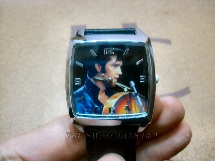 Elvis-Presley-Wristwatch