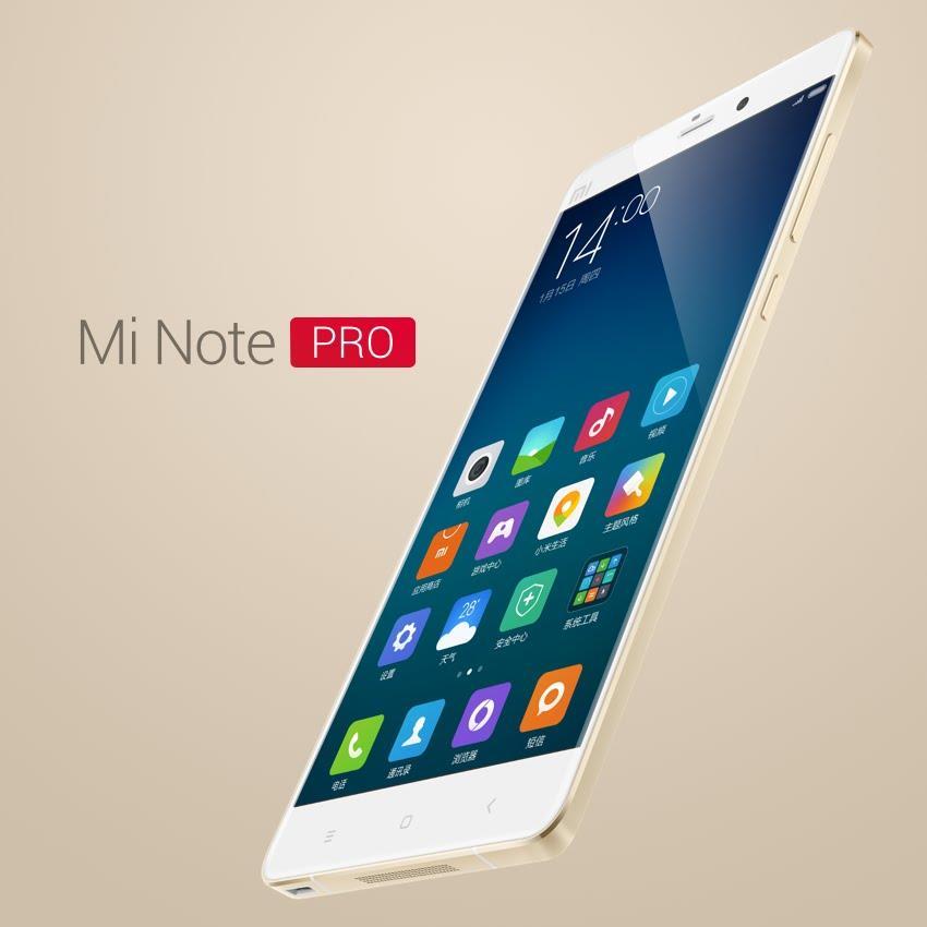 Original 5 7 U0026quot  Xiaomi Mi Note Pro 4g Smartphone 4gb 64gb