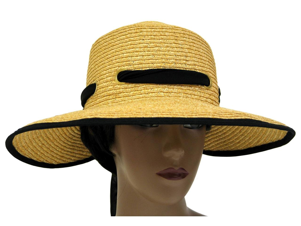 s fashion straw hat