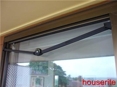 GlideRite ASDC Sliding Insect Screen Door Automatic Closer Easy ...