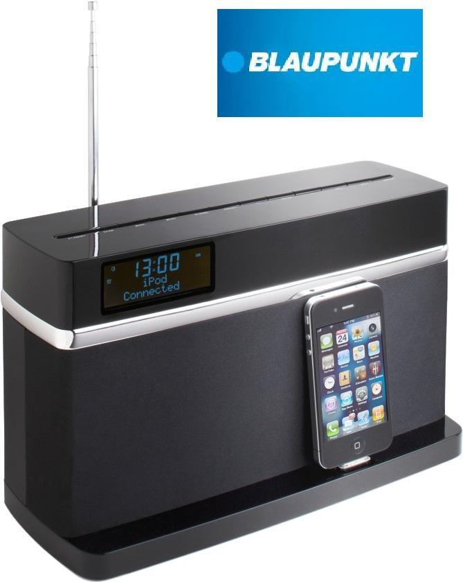 blaupunkt oslo idock dab digital radio dock station for. Black Bedroom Furniture Sets. Home Design Ideas