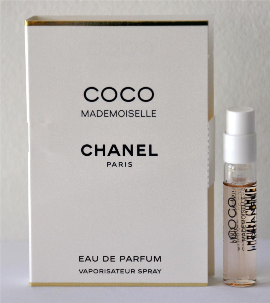 Chanel-COCO-MADEMOISELLE-EDP-2ml-sample-vial-FREE-POST-perfume