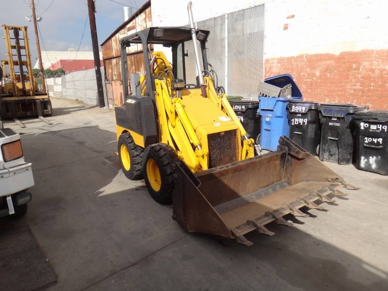 JCB Mini skid steer backhoe laoder, 1998