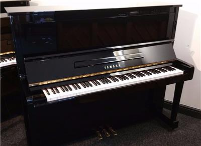 Yamaha u1 disklavier piano mx100a free delivery ebay for Yamaha u1 disklavier upright piano