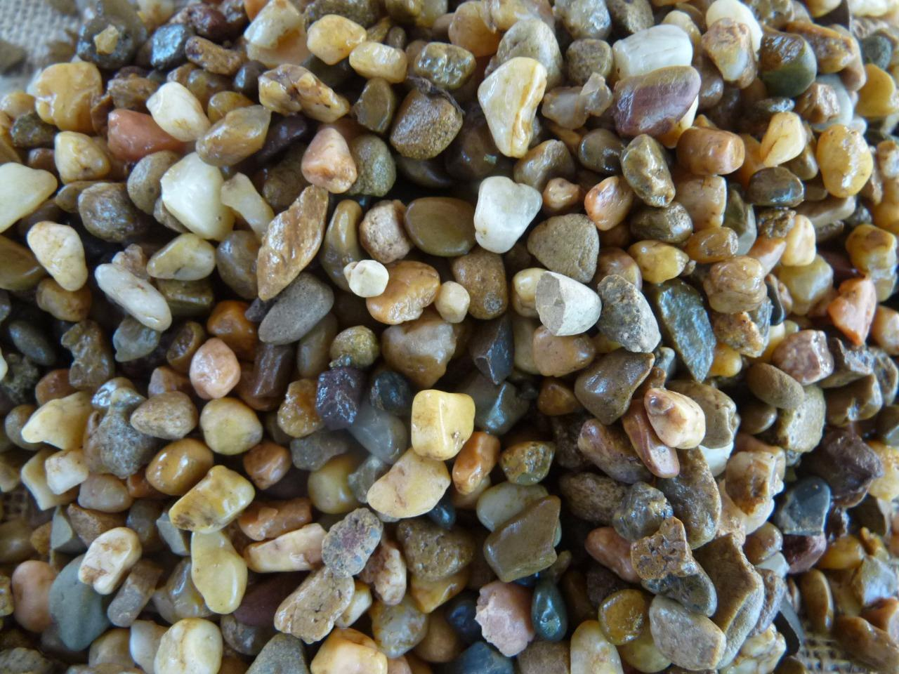 Small stream stone 5mm decorative stones rocks cactus for Small decorative rocks
