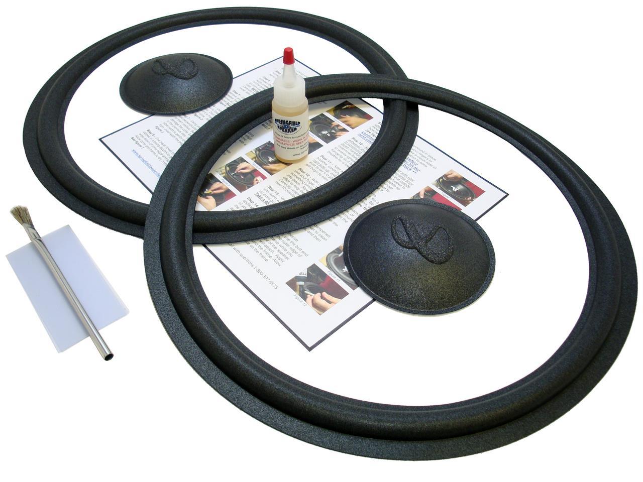 Complete Infinity 15 Quot Sm 152 Speaker Foam Repair Kit W